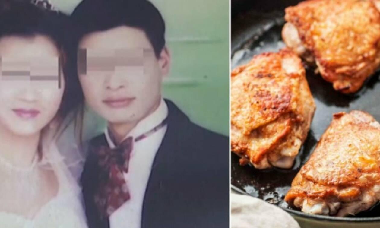 Έσφαξε τον σύζυγό της επειδή ξέχασε να της φέρει κοτόπουλο