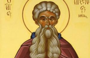 Ποιος ήταν ο Όσιος Αρσένιος που τιμάται σήμερα
