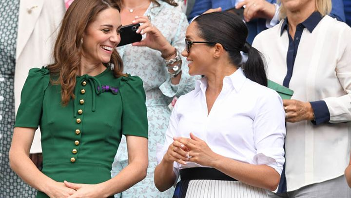 Meghan vs Kate: Ποια προτιμούν οι Βρετανοί;