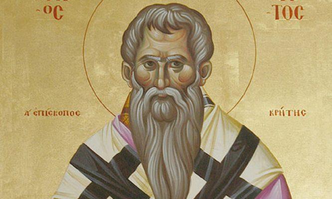Απόστολος Τίτος: Όταν έγινε χριστιανός από τον Απόστολο Παύλο