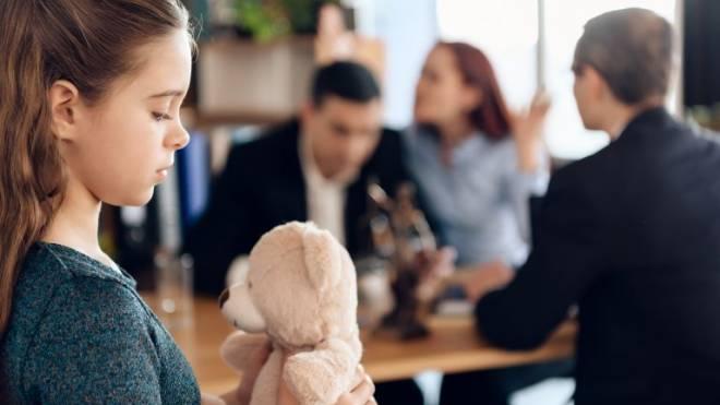 Πώς θα προστατέψετε τα παιδιά από τις συνέπειες του διαζυγίου