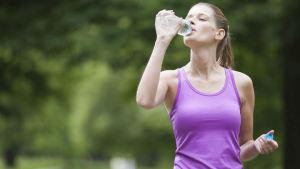 Πώς θα καταλάβετε ότι δεν πίνετε αρκετό νερό