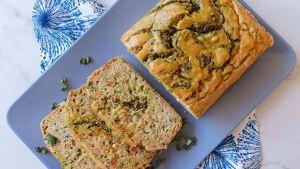 Read more about the article Σπιτικό ψωμί με pesto για πεντανόστιμα σάντουιτς