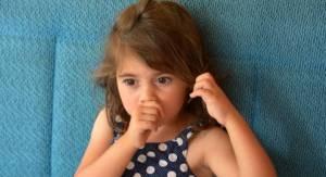 Πώς θα σταματήσει το παιδί να πιπιλάει το δάχτυλό του;