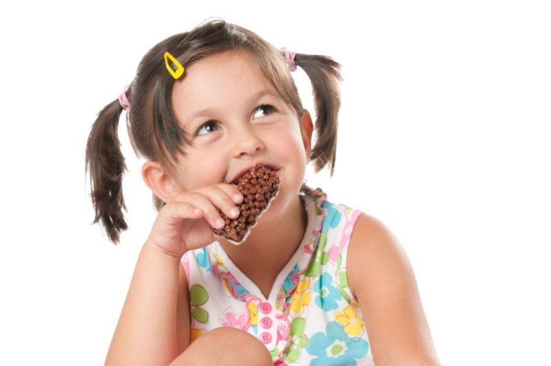 Πόση σοκολάτα μπορεί να φάει το παιδί μου;.fiftififti.eu