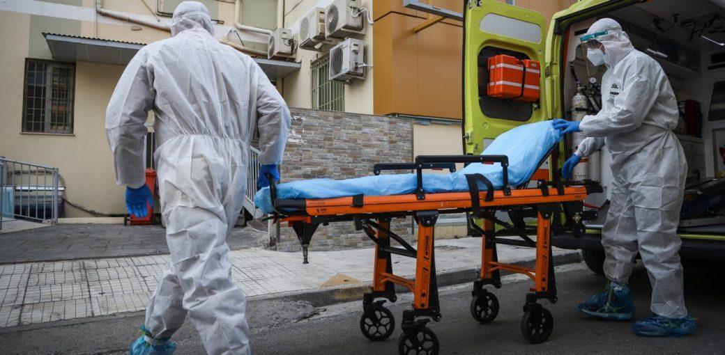 Κορονοϊός – Θεσσαλονίκη: Ασφυκτιούν τα νοσοκομεία – «Κόλαση» η εφημερία στο Παπανικολάου
