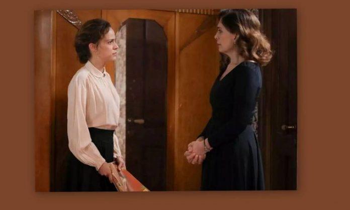 ΑΓΡΙΕΣ ΜΕΛΙΣΣΕΣ – Spoiler: Η Μυρσίνη απειλεί να κάψει την Ελένη ζωντανή