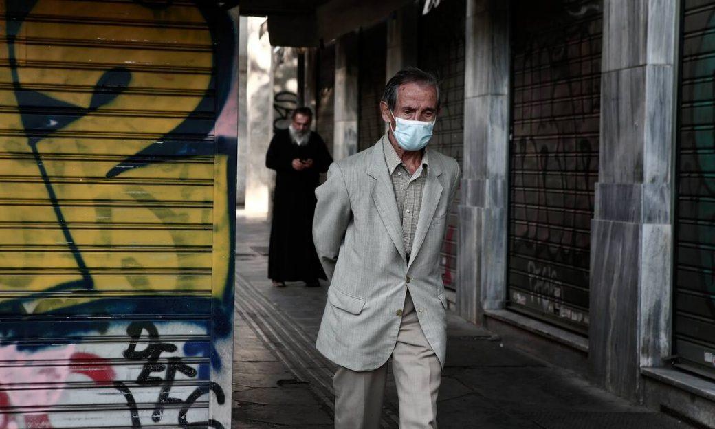 Κορονοϊός: Αποκάλυψη - Τόσα είναι τα ενεργά κρούσματα στην Αττική