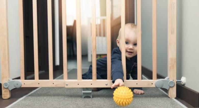 Κάνουμε το σπίτι ασφαλές για τα παιδιά