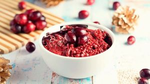 Read more about the article Μάσκα με cranberries για λαμπερή επιδερμίδα