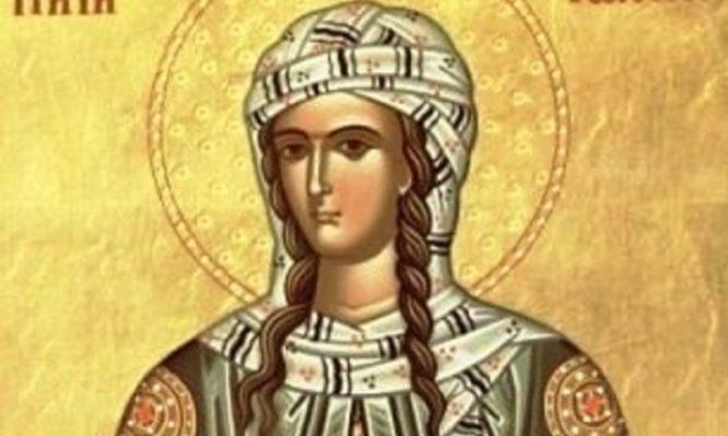 Σήμερα 26 Φεβρουαρίου εορτάζει η Αγία Φωτεινή: Η Μεγαλομάρτυς η Σαμαρείτιδα