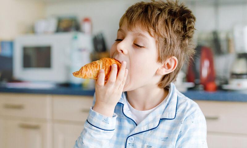 Ιδέες για υγιεινό πρωινό των παιδιών