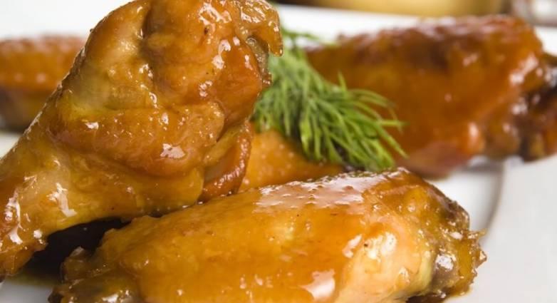 Κοτόπουλο με σάλτσα μελιού