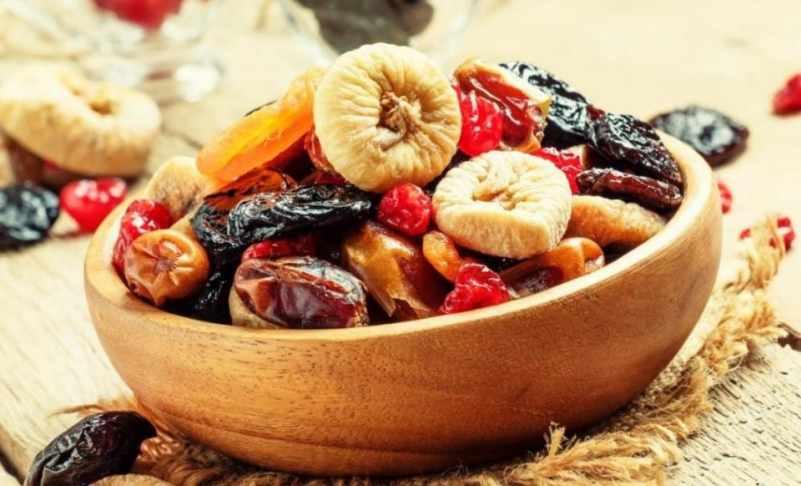 Read more about the article 6 αποξηραμένα φρούτα με πολύτιμα οφέλη στην υγεία μας