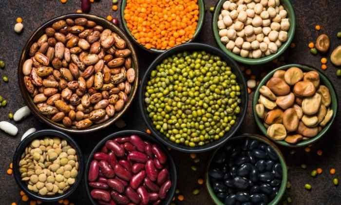 Όσπρια λόγοι εντάξετε στην καθημερινή διατροφή