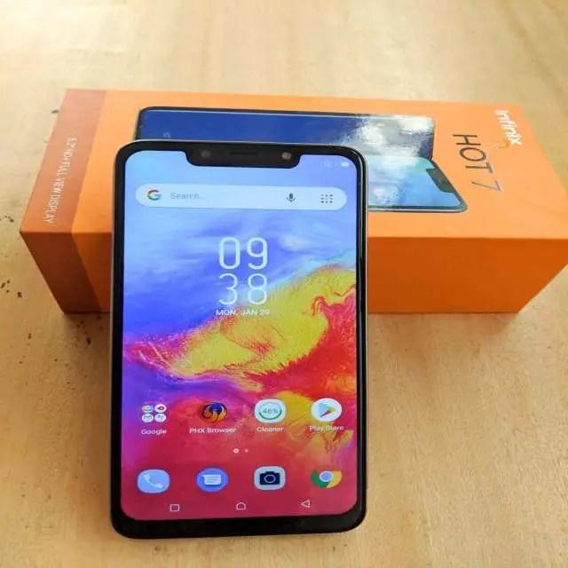 Infinix Hot 7 Best Budget Phones