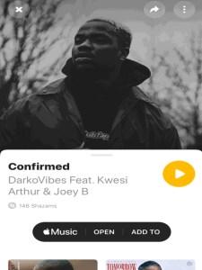 Musixmatch - top music identifier apps