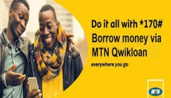 MTN Qwik quick loans in ghana