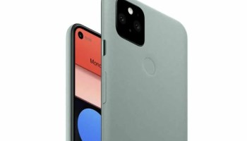 Google pixel 5 new android phones