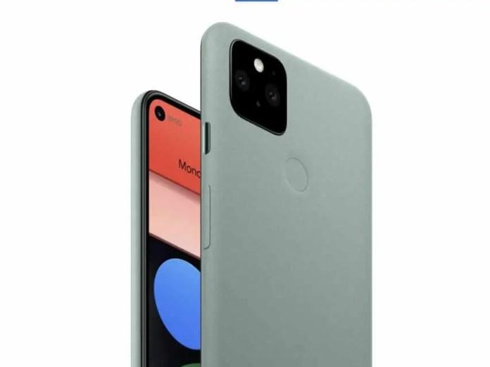 Google pixel 5 new android phones
