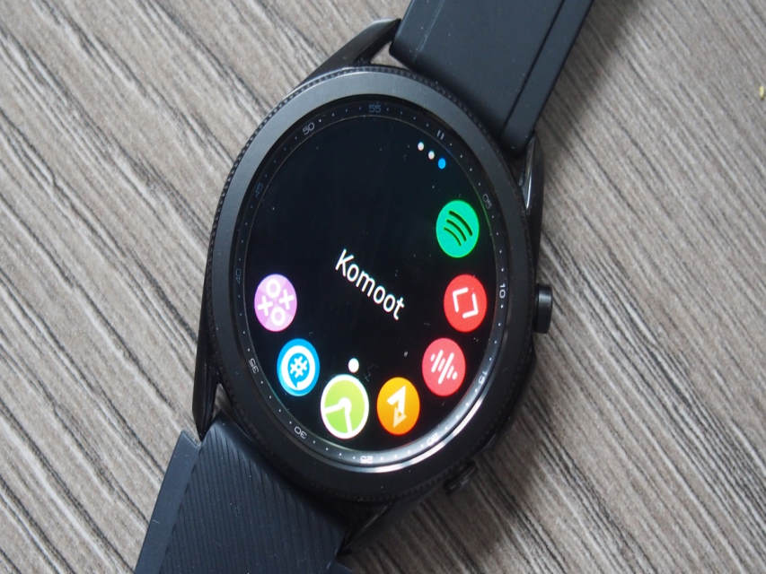 how to add apps to samsung galaxy watch
