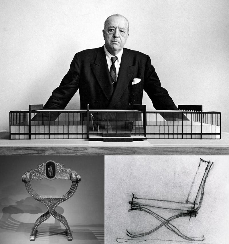 Miraculous De Barcelona Chair Het Verhaal Achter De Designklassieker Ibusinesslaw Wood Chair Design Ideas Ibusinesslaworg
