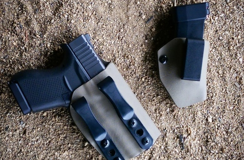 Thomas Tactical Precision AIWB Glock 43 Holster Review