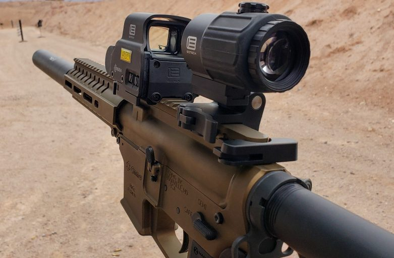 Eotech. SHOT Show 2020 Industry Range Day
