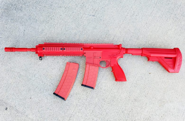 New ASP Enhanced Red Gun: HK416