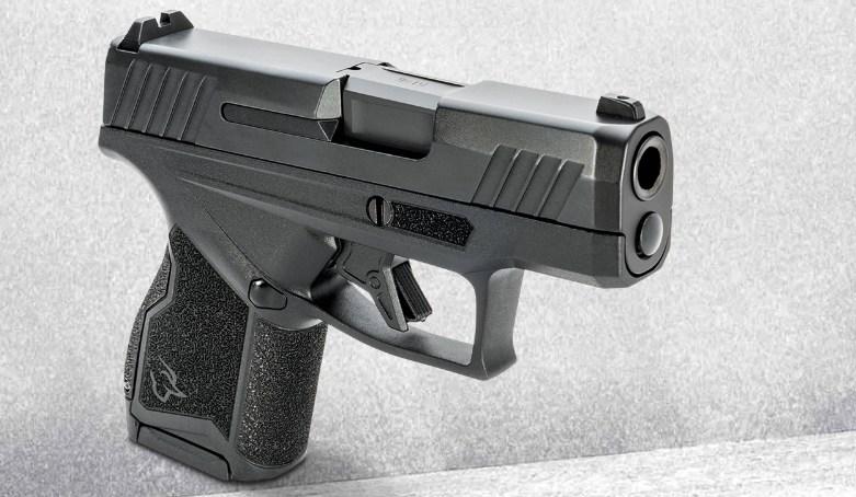 New Micro Pistol: Taurus GX4