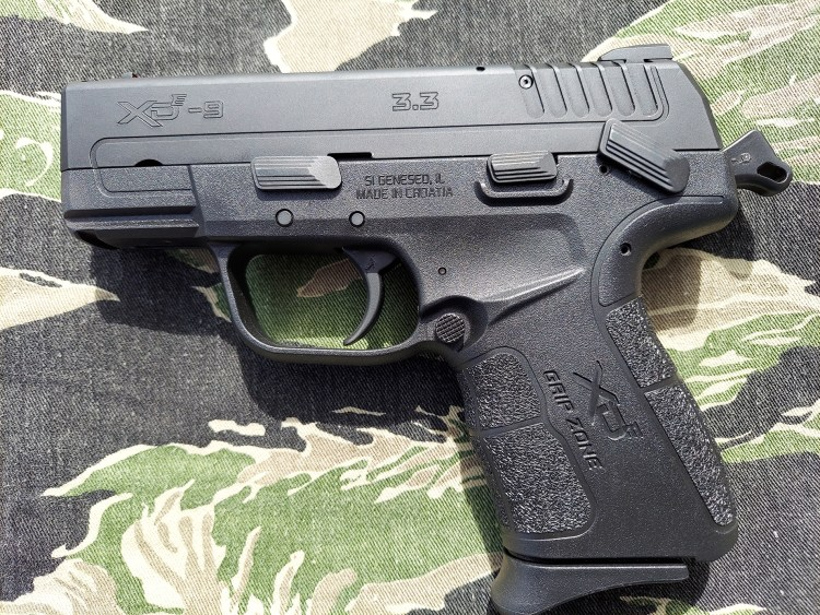 Springfield XD-E 9mm