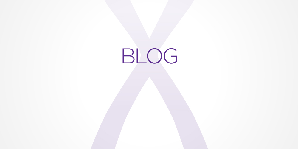 Image with the 'X' on it, and the word 'blog'