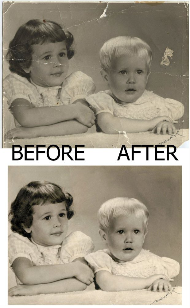 Restore Your Photos in Delaware