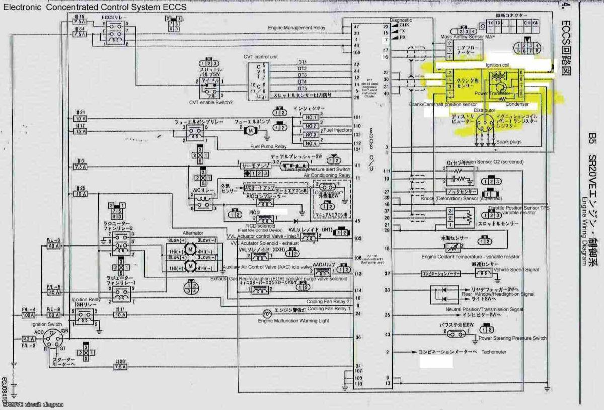 Wiring Diagram : 1995 Nissan Pickup Ignition Switch