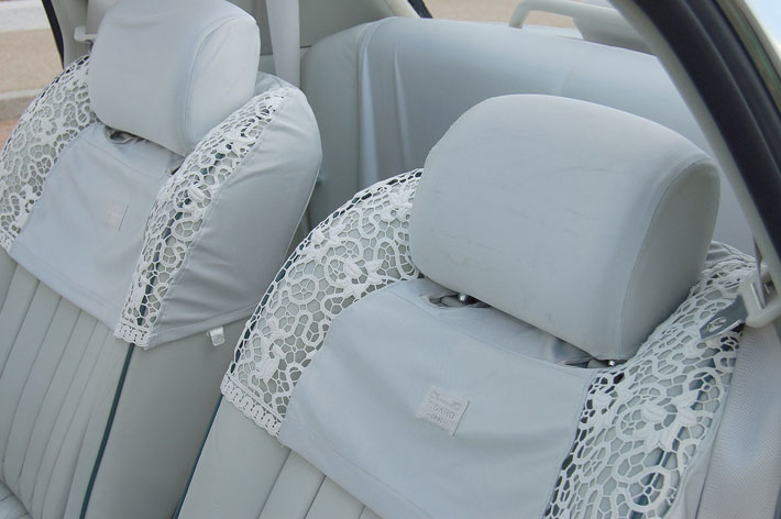 Lace Seat Covers Lace Seat Covers Figaro Owners Club