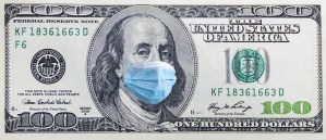 One Hundred Dollar Bill apparently ill During COVID19