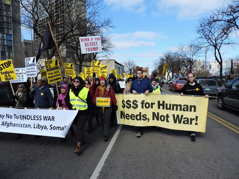 Image result for anti war demonstrations minneapolis