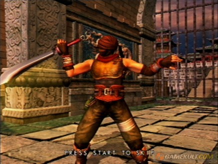 Assassin Soul Calibur Ii