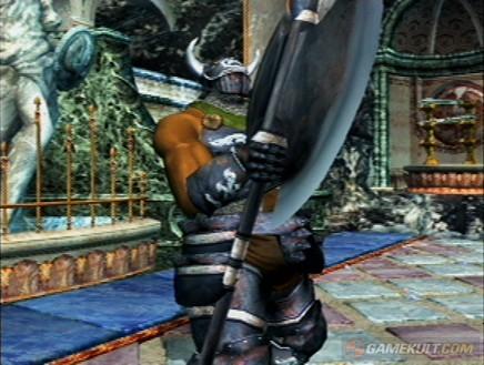 Berserker Soul Calibur Ii