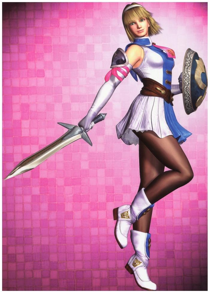 Cassandra Alexandra Soul Calibur
