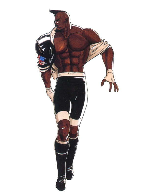 Heavy D! (The King of Fighters)