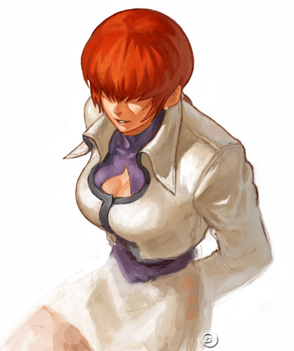 Shermie The King of Fighters
