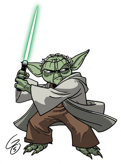 Cute Trooper Wallpaper Yoda Soul Calibur Iv