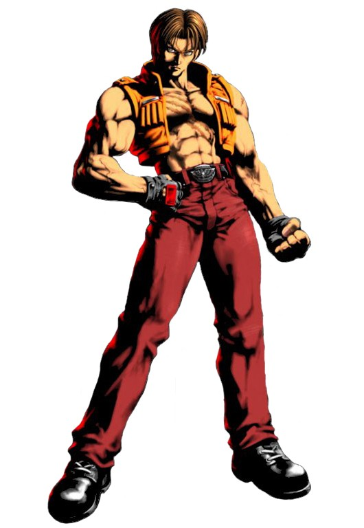 Another Anime Wallpaper Yugo Ogami Bloody Roar