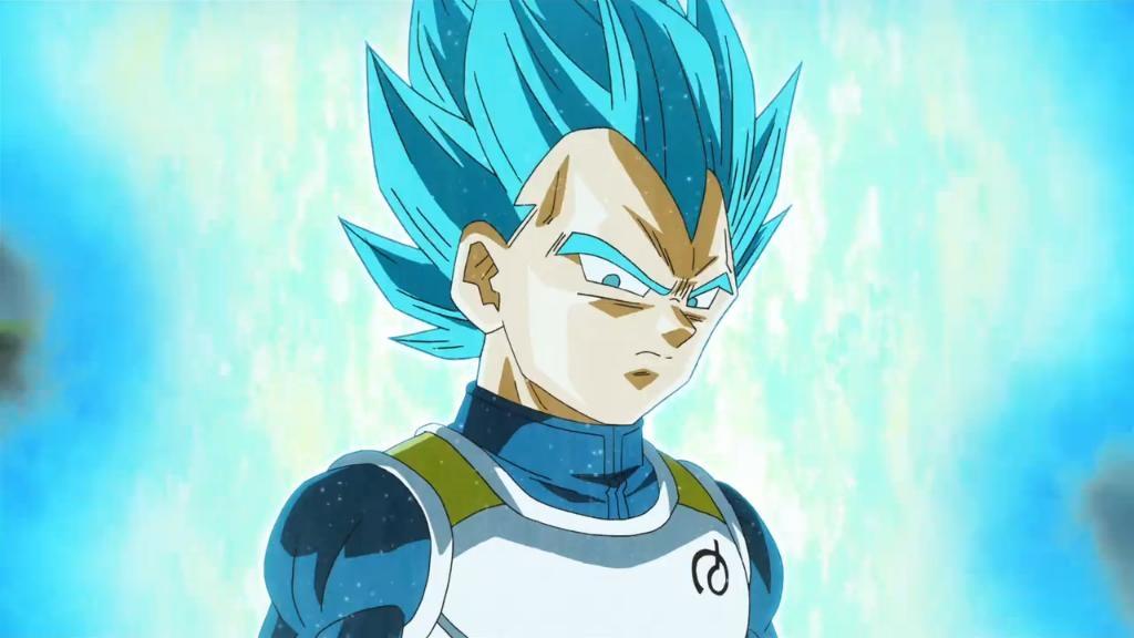 Super Saiyan Blue Goku (Dragon Ball FighterZ)
