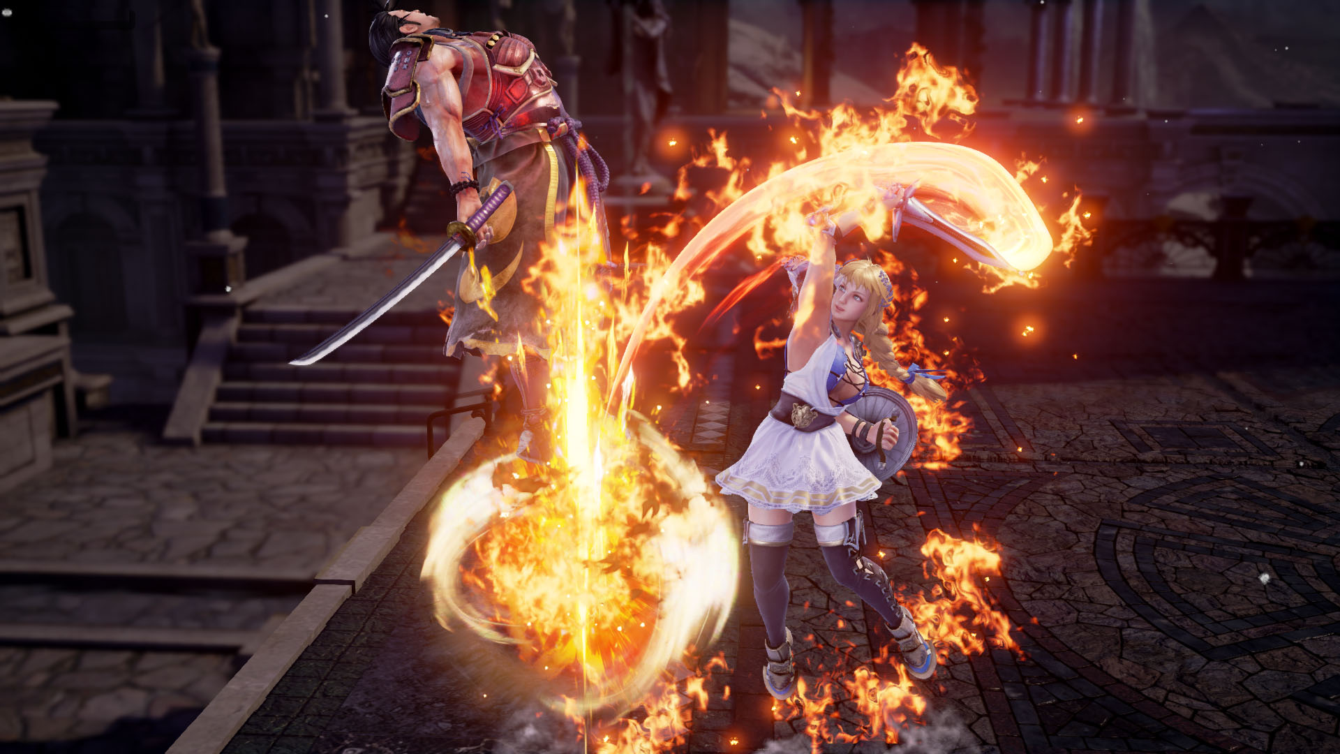 Soul Calibur 6 Announced Coming to PS4 Xbox One  PC in 2018