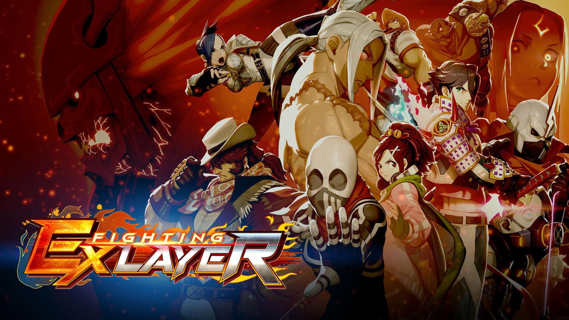 Fighting EX Layer  TFG Profile  Art Gallery