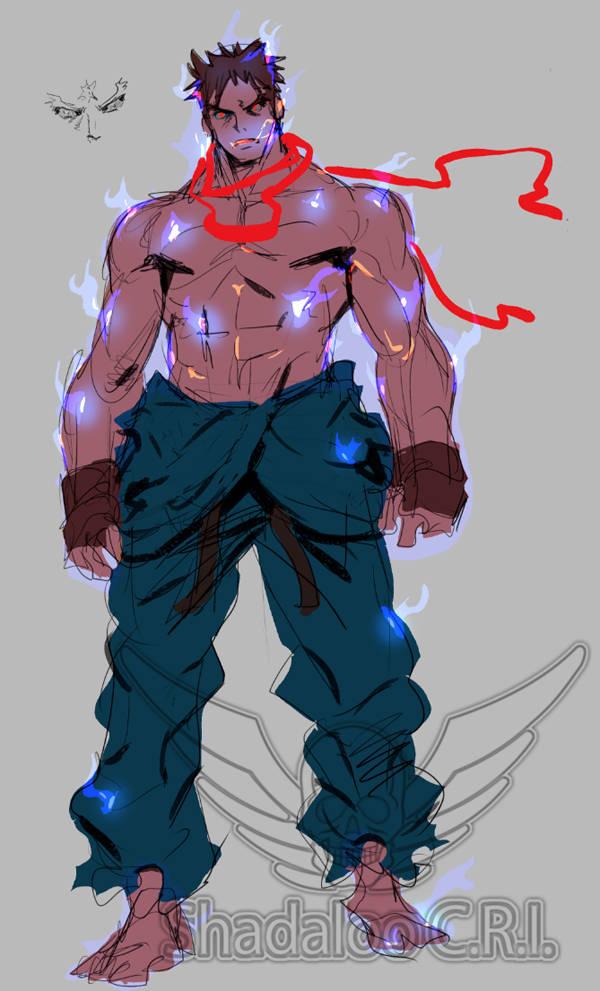 Kage Street Fighter