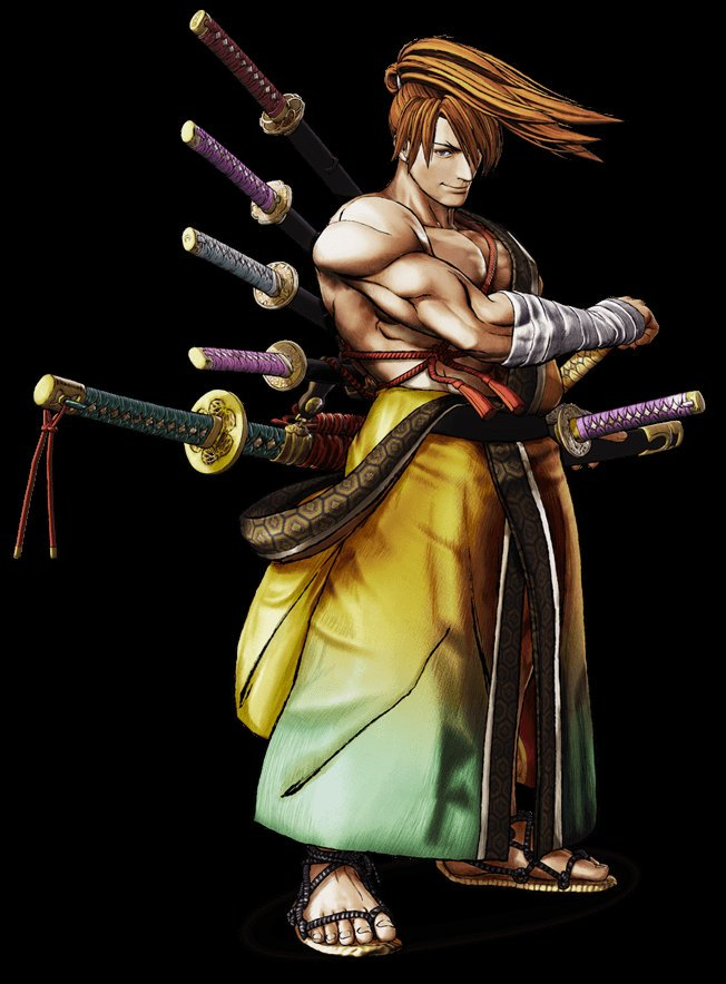 Samurai Shodown 2019 Latest Details Stage Concepts Official Character Artwork