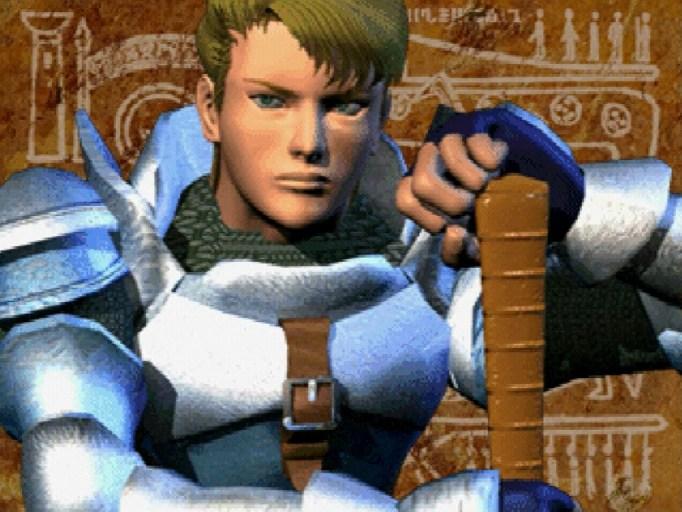 Soul Blade Siegfried
